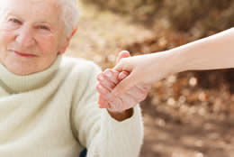Dementia and Alzheimer's Care Heading Image